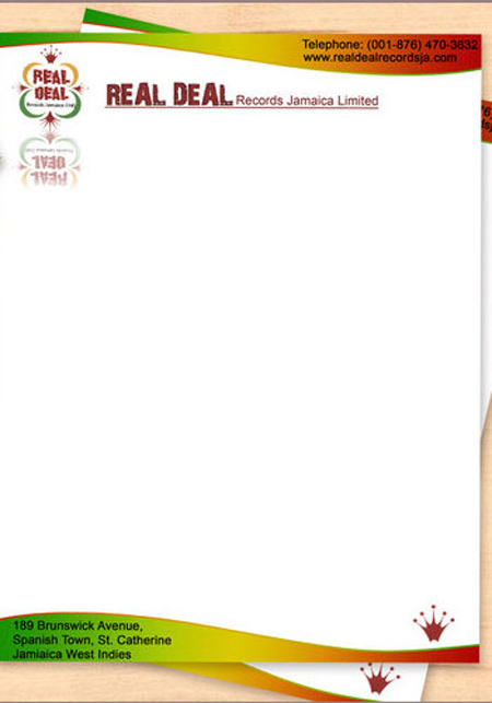 sweet letterhead - Letterhead Design Ideas
