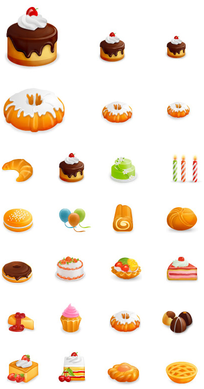Jummy in 50 New Free High-Quality Icon Sets (with Easter Icons!)