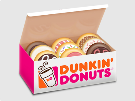 Donuts in 50 New Free High-Quality Icon Sets (with Easter Icons!)