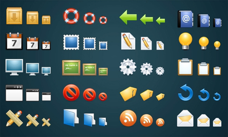 Nexus in 50 New Free High-Quality Icon Sets (with Easter Icons!)