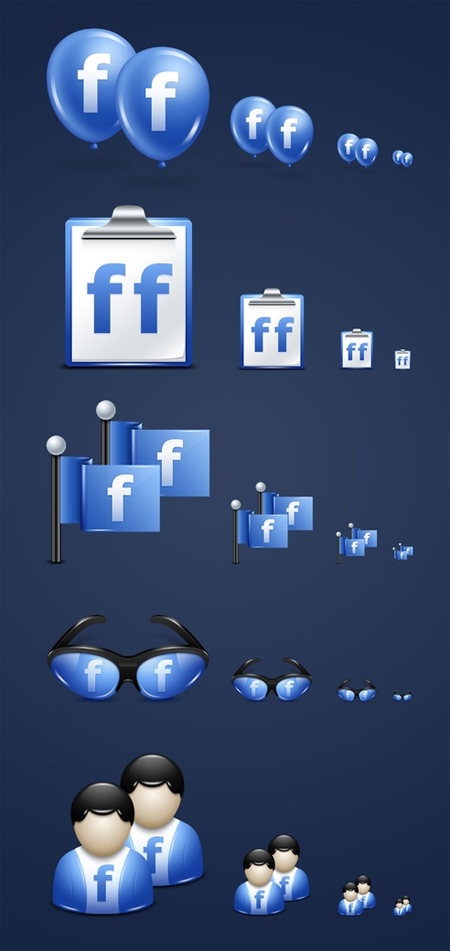 Ff in 50 New Free High-Quality Icon Sets (with Easter Icons!)