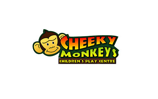 smiling monkey logo